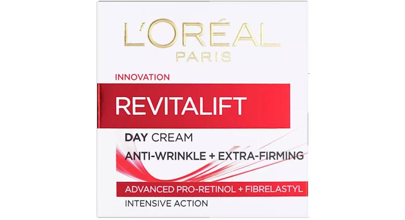 L'Oreal Revitalift Anti-Wrinkle & Firming Day/Night Cream (Argos)