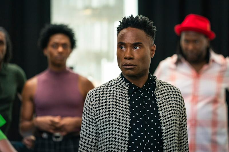 """Billy Porter, nominee for lead actor in a drama series for FX's """"Pose."""""""