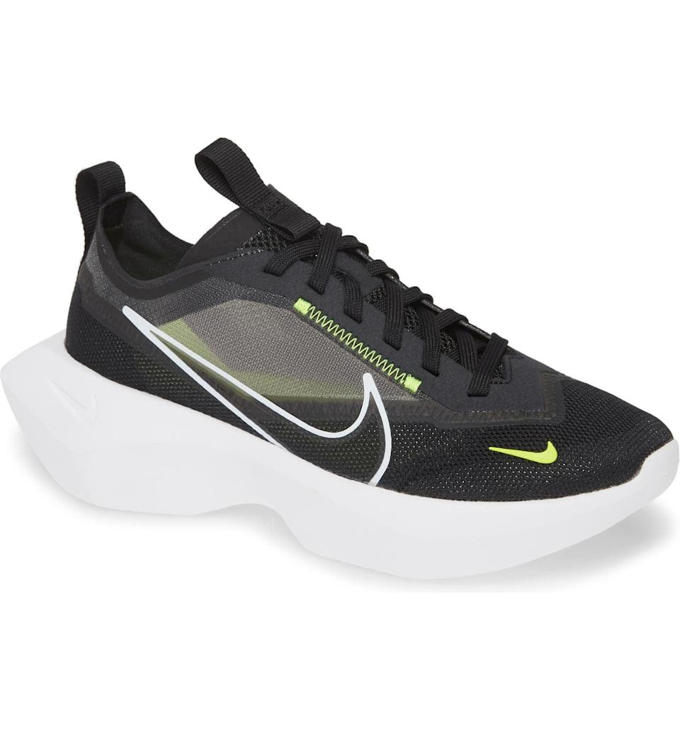<p>These <span>Nike Vista Lite Sneakers</span> ($100) manage to be both chunky and breathable.</p>