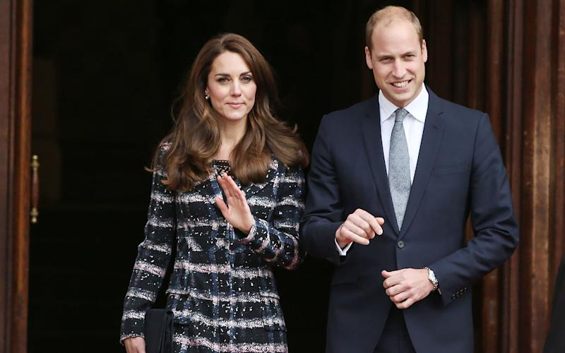 The Duke and Duchess of Cambridge are planning to return to London to live  - Danny Lawson /PA
