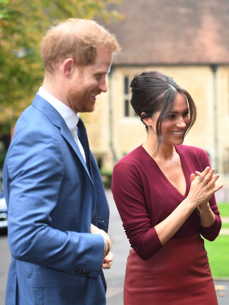 Prince Harry and Meghan Markle Might Be Looking for a Second Home Outside the U.K.