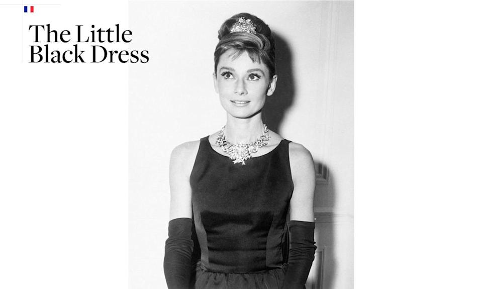 <p>You don't have to be a fashionista to know that an LBD has been considered a fashion staple for decades. Introduced by Coco Chanel in an 1926 issue of American <i>Vogue</i>, the French designer's sketch showed a long-sleeved, knee-length version accompanied by a hat and pearls that's since morphed into the date-night dress we love to talk about — and that Karl Lagerfeld loves to re-interpret, season after season. <i>(Photo: Getty Images)</i></p>