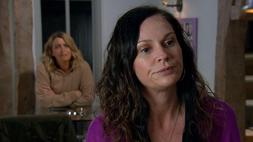 <p>Charity encourages Chas to get her relationship with Paddy back on track.</p>
