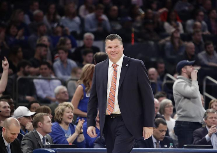 Greg McDermott turned down the chance to become Ohio State's next coach. (AP)