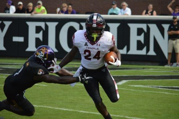 Temple Grabs a Convincing 34-10 Road Victory Over East Carolina