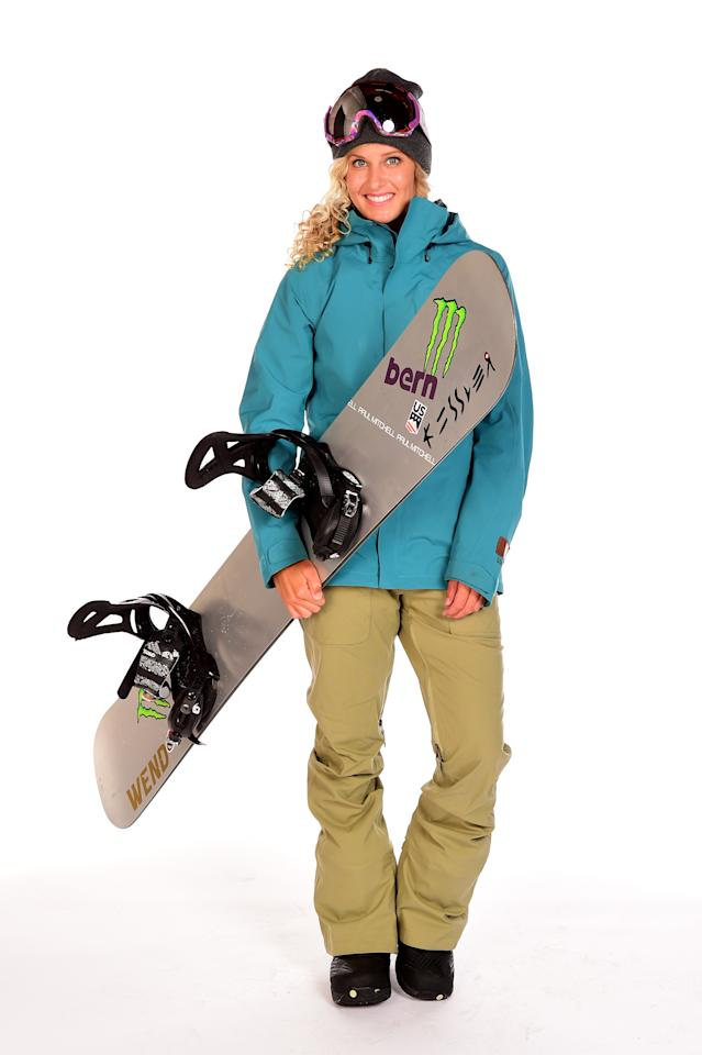 <p>Jacobellis is a 10-time X-Games gold medalist in snowboard cross and has been a mainstay in the event on the Olympic stage since winning silver at the 2006 Turin games. However since then, she's failed to make another Olympic podium. </p>