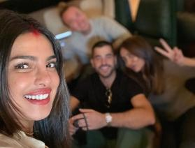 Priyanka Chopra celebrates her first Karva Chauth with BFFs, fans ask where's Nick Jonas?