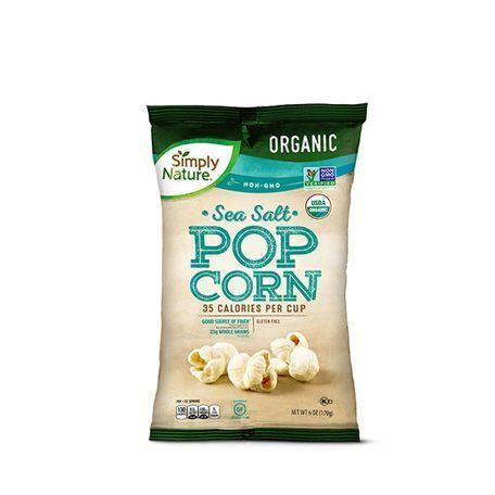 "<p><strong>ALDI</strong></p><p>aldi.us</p><p><a href=""https://www.aldi.us/en/products/snacks/chips-crackers-popcorn/detail/ps/p/simply-nature-organic-popcorn/"" rel=""nofollow noopener"" target=""_blank"" data-ylk=""slk:Shop Now"" class=""link rapid-noclick-resp"">Shop Now</a></p><p>ALDI offers high-quality, healthy items at budget-friendly prices that taste great too. We love products like this popcorn from their Good Housekeeping Nutritionist Approved <strong>Simply Nature</strong> line that is completely organic and made with wholesome, simple ingredients. This choice is 100% USDA Organic, non-GMO Project verified, and certified gluten-free.</p>"