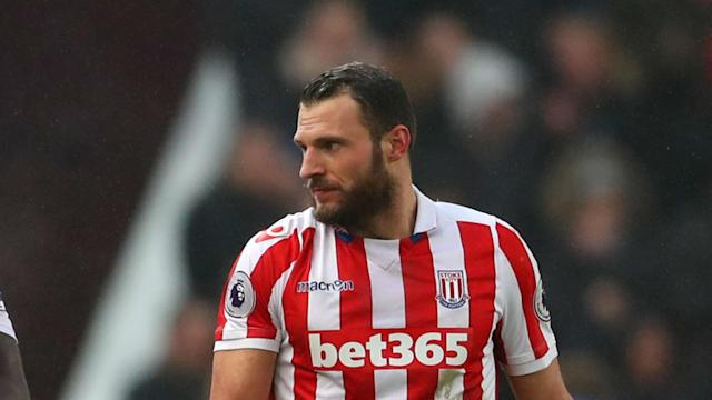 Gary Cahill capitalised on a pair of errors from Erik Pieters to earn Chelsea a 2-1 win at Stoke, and the Dutchman held his hands up.