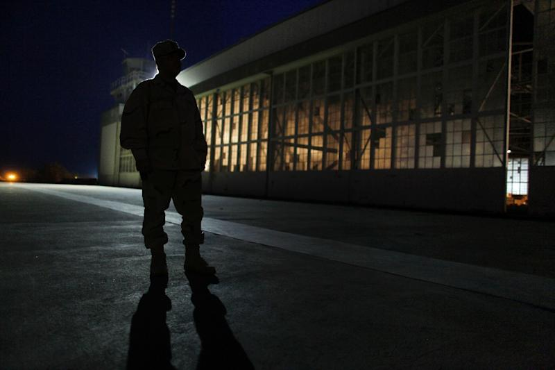 The delay in the 9/11 hearings at Guantanamo means they are postponed until March, yet another delay in one of the longest prosecutions in US history (AFP Photo/BRENNAN LINSLEY)