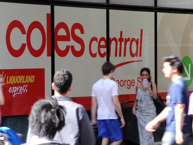 Wesfarmers sales up, record Xmas numbers