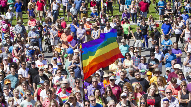 Idaho Transgender Community Celebrates Victory In Birth Certificate Ruling