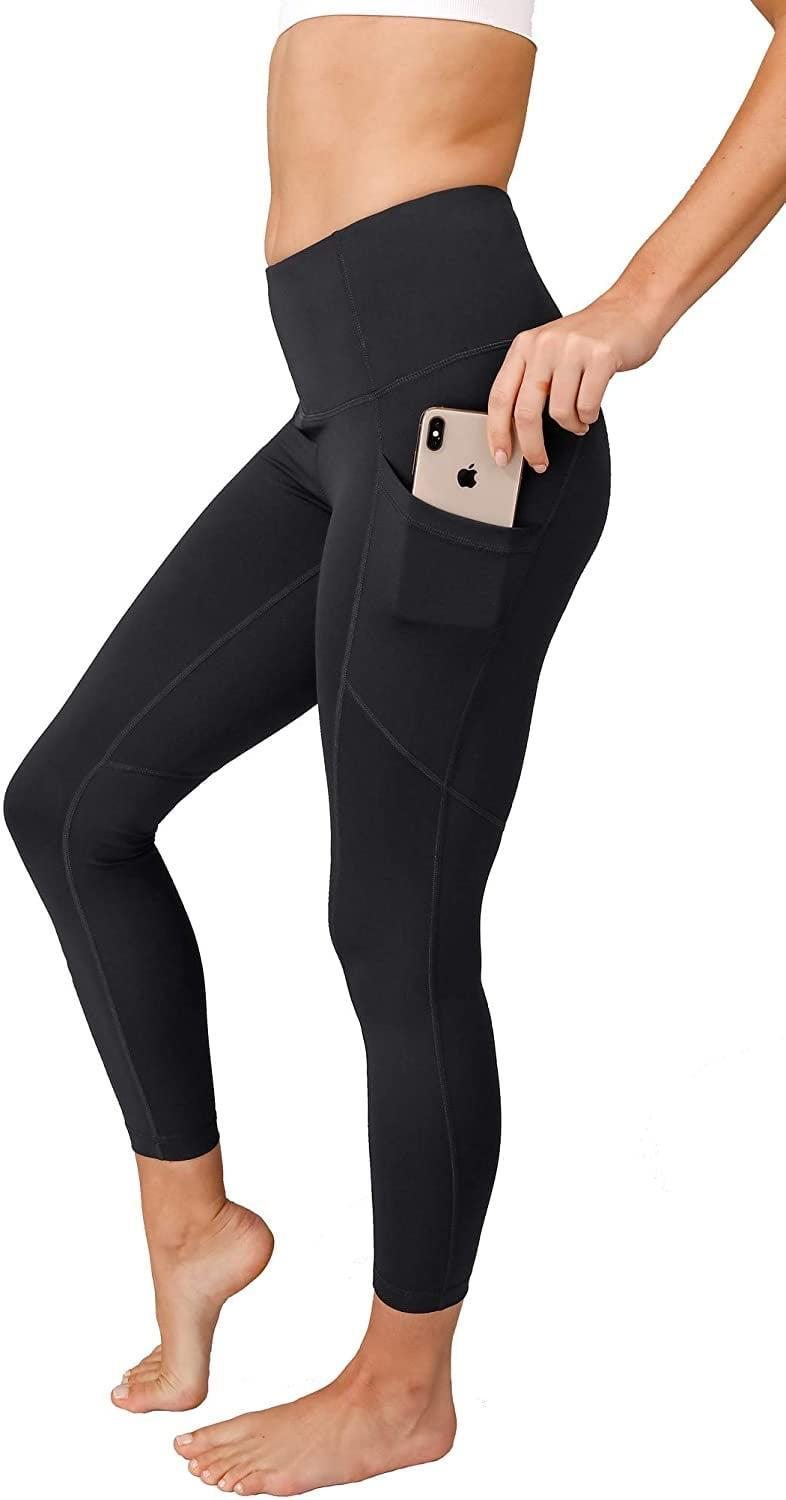 <p>The best part about these <span>90 Degree by Reflex Power Flex Yoga Pants</span> ($27)? They even have a pocket for your phone.</p>