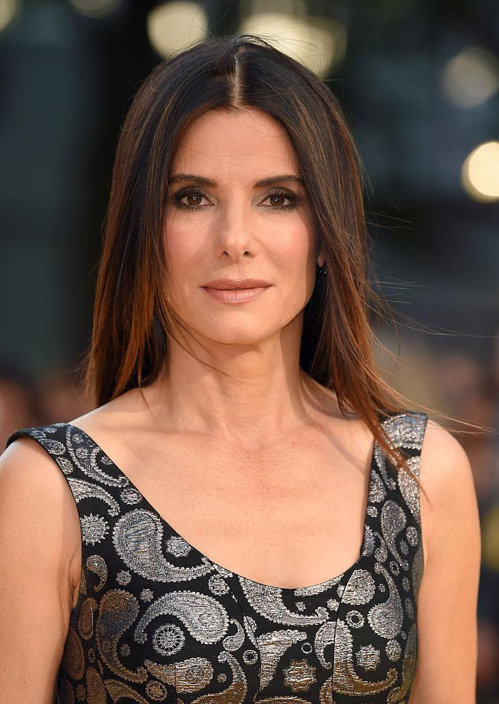 <p><b>Sandra Bullock</b></p><p>You've probably heard about using hemorrhoid cream for puffy eyes, and wondered if it was an old wives tale, but apparently Sandra Bullock swears by it. The actress claims it's a trick many makeup artists use, and as a bonus it's a cheap option you can pick up at many drugstores. Use a light touch however, as it's a strong product.</p><p><br></p><p><br></p>
