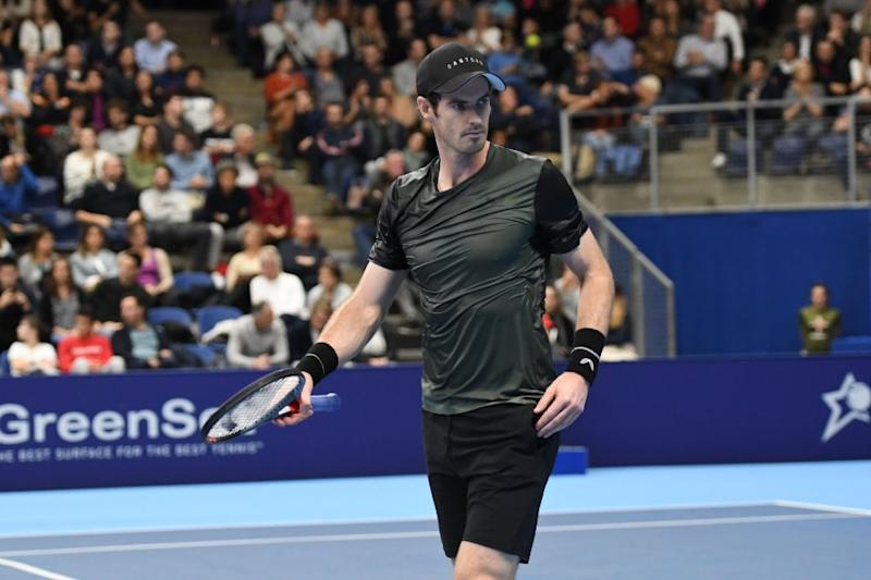 Andy Murray Admits He May Need Further Operation to be Fully Fit to Play