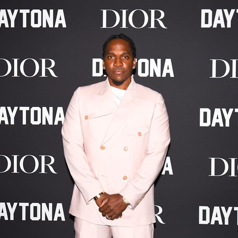 Dior Celebrates Pusha T in Anticipation of His Potential Grammy Win Tonight