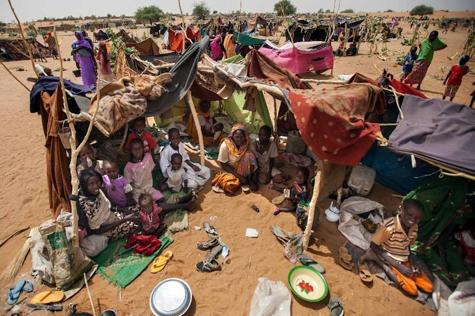 Food insecurity in South Sudan has increased 500 percent since 2012, according to the Integrated Food Security Phase Classification (IPC) (AFP Photo/Albert Gonzalez Farran)