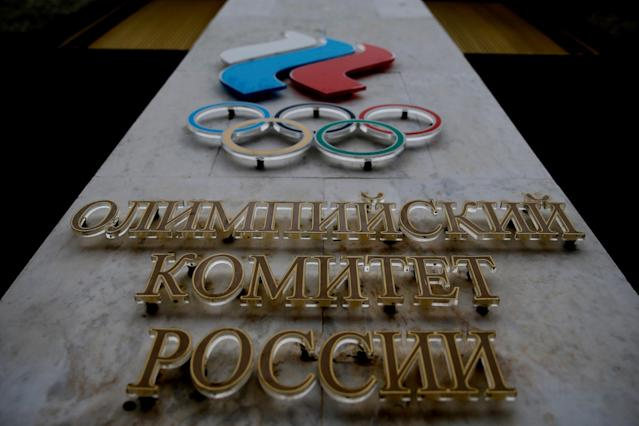 The Russian Olympic Committee could be reinstated for the Closing Ceremony in PyeongChang. (Getty)