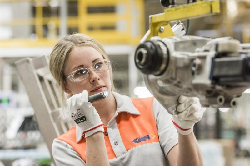 GKN: the company has a separate automotive and aerospace business