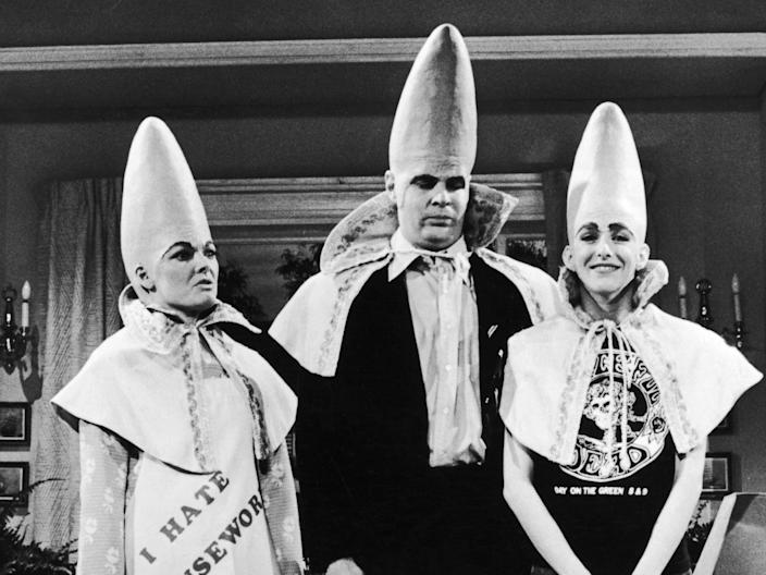 coneheads snl