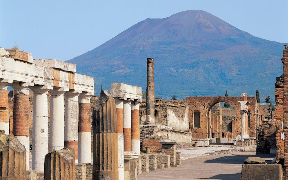 Pompeii - Getty