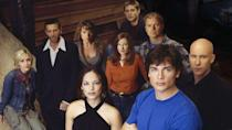 <p><strong><em>Smallville</em><br><br></strong>Back before the hundreds of superhero shows hit the airwaves, this WB drama (later CW drama) was set in the rural town of Smallville, Kansas and featured Clark Kent's formative years. </p>