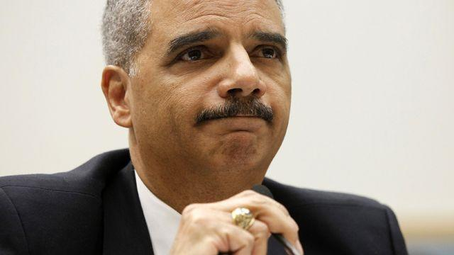 DOJ says attorney general misspoke during Fast & Furious testimony