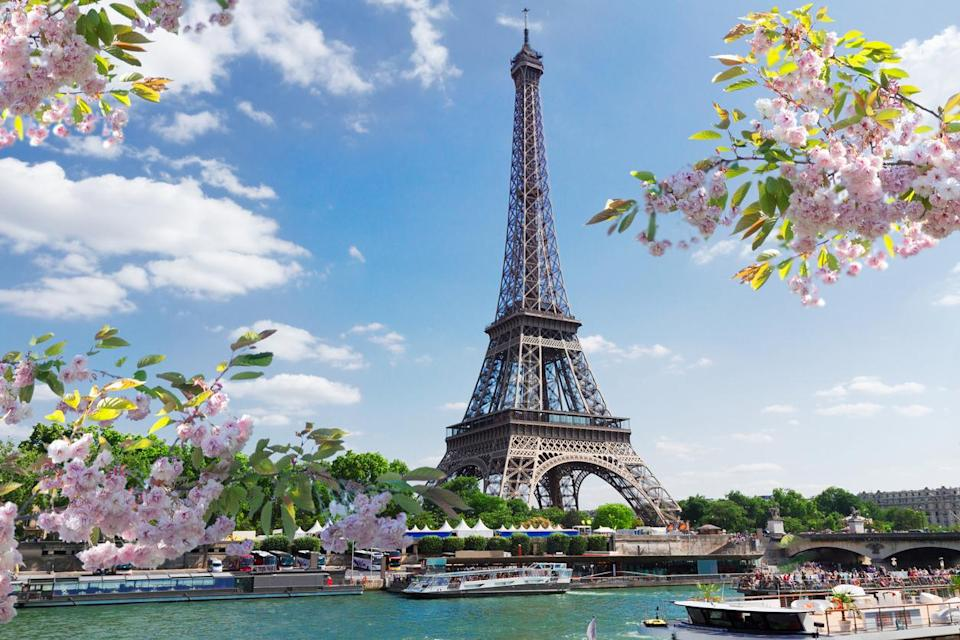 There's no time like the present to visit Paris, from home: Getty Images/iStockphoto