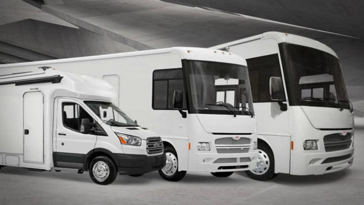 Winnebago and Motiv Power Systems partner on all-electric