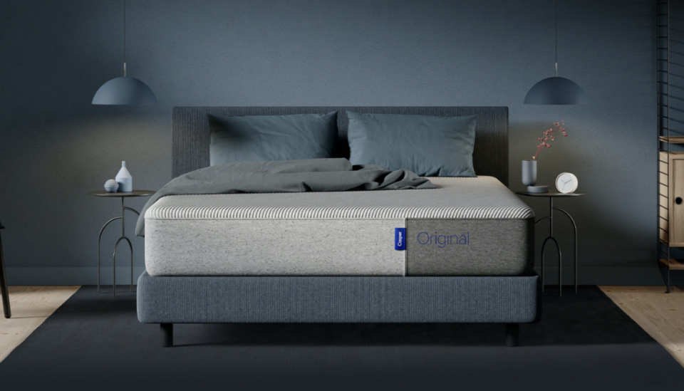 Support, cooling and one of the biggest names in mattresses, all rolled in one. (Photo: Casper)