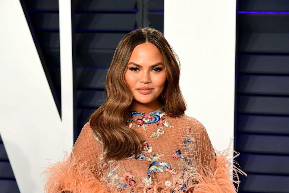 Too late to say sorry? Chrissy Teigen has apologised for online bullying  (PA)
