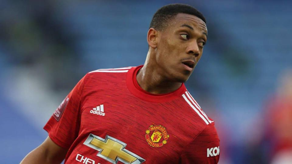 Anthony Martial   Marc Atkins/Getty Images