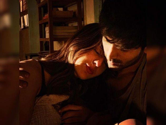 A still from Imtiaz Ali's next