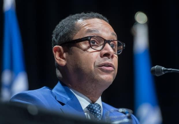 When he announced the recommendations of Quebec's taskforce against racism, Quebec Junior Health Minister Lionel Carmant said he has been a victim of police racial profiling.