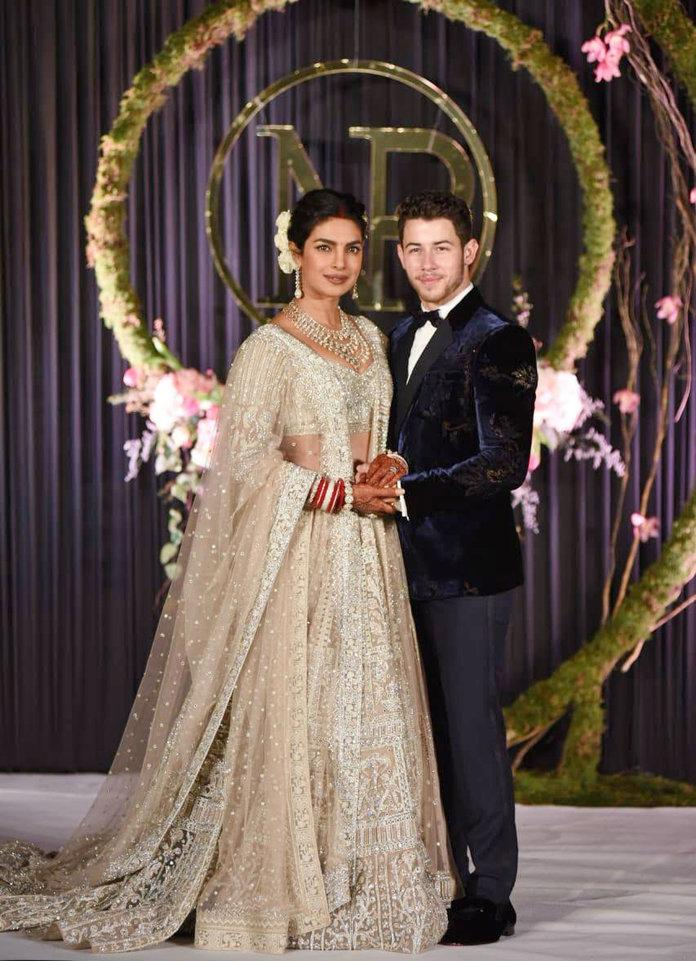 Yep Priyanka Chopra Wore Yet Another Wedding Dress
