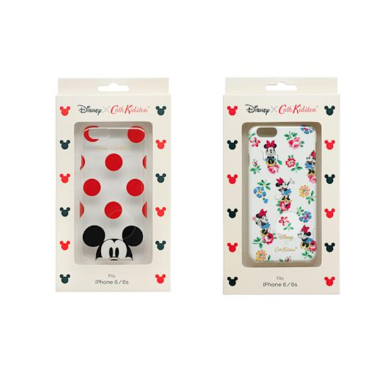 outlet store 0dc13 b9d5b Mickey Hearts Minnie: Cath Kidston's latest collaboration with ...