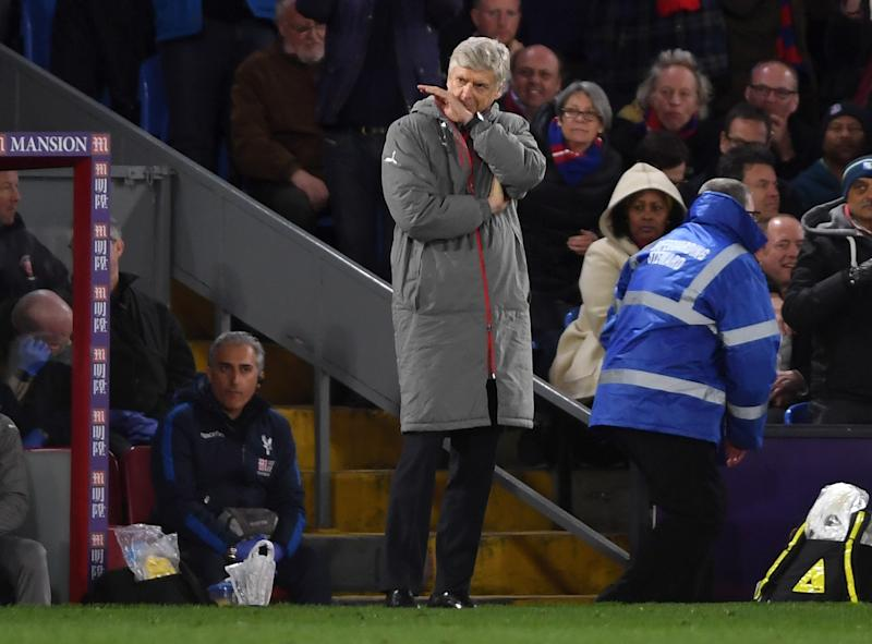 Arsene Wenger isn't resigning as Arsenal manager - yet