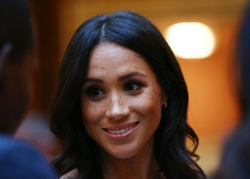 Meghan Markle does facial exercises, and we all should follow suit. (Photo: Getty)