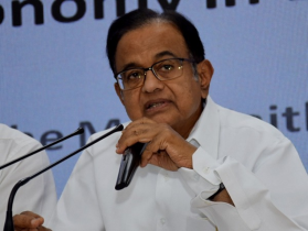 SC to deliver order on Former Finance Minister Chidambaram's bail plea tomorrow