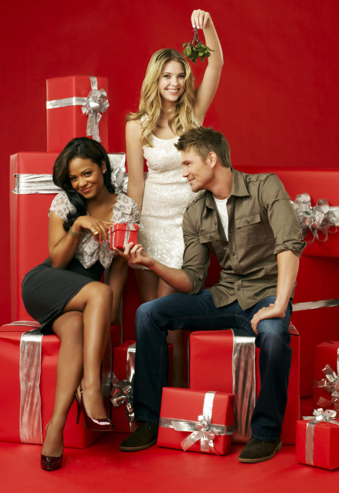 """Christmas Cupid"" on ABC Family
