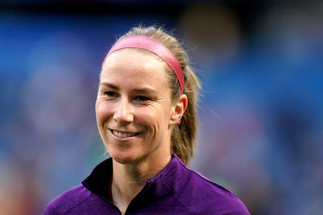 England's Karen Bardsley is one of Neville's choices in goal (John Walton/PA)