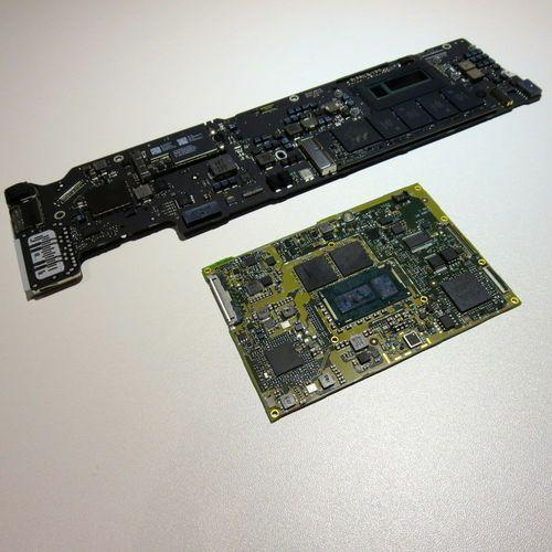 Intel computer chips