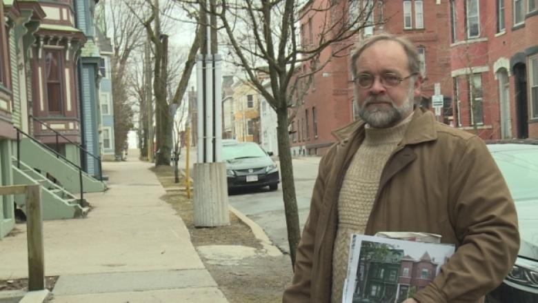 Developer applies to salvage features from historic Saint John buildings
