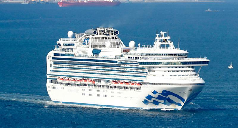 Another 41 people on the cruise liner have tested positive for coronavirus. Source: AAP