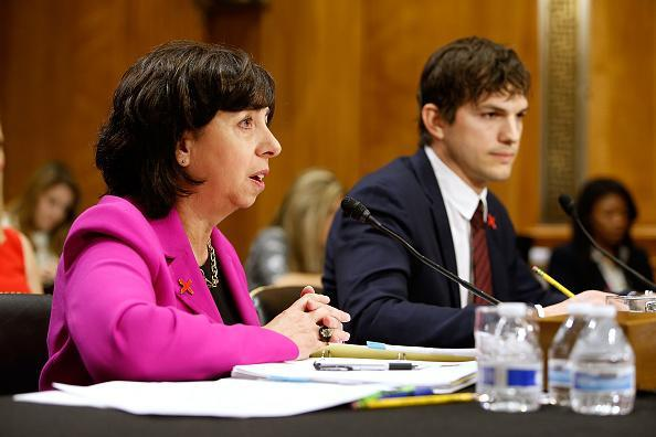 Senate Foreign Relations Committee Hearing On Ending Modern Slavery : News Photo