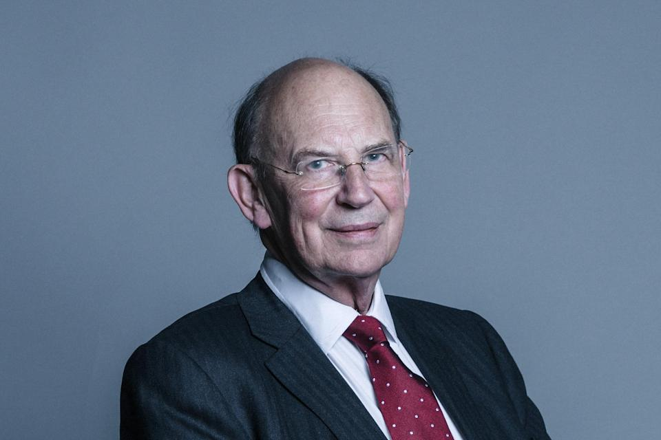 Committee chair Lord Jay of Ewelme (House of Lords/PA)