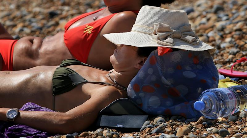 Sun-seeking behaviour could be driven by genes, say scientists