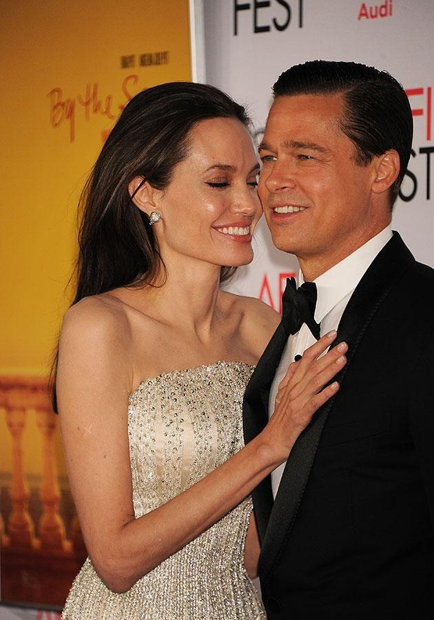 Angelina has revealed how she attempted to save her marriage to Brad Pitt before their 2016 split. Source: Getty