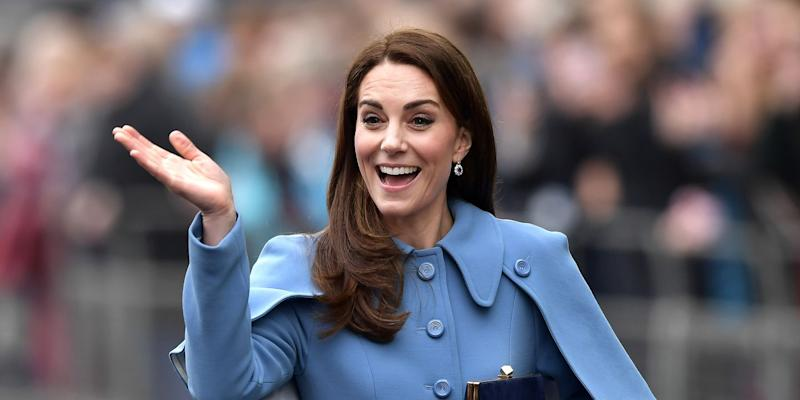 Kate Middleton spotted at Sainsbury with George Charlotte and Louis
