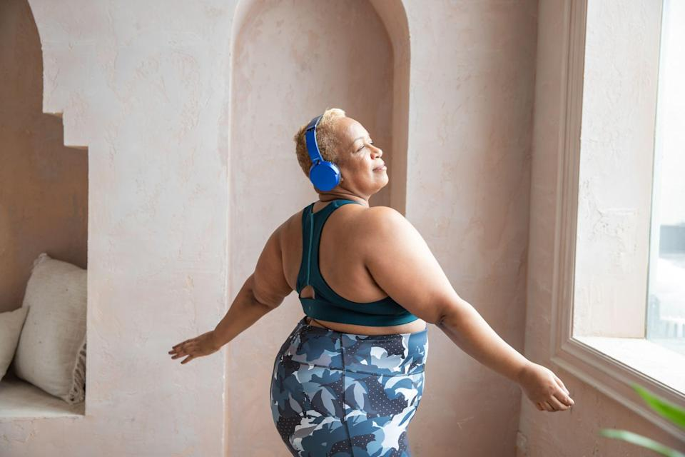 "<p>Every body deserves acceptance — including yours. Let these <a href=""https://www.goodhousekeeping.com/health/wellness/g28497513/body-positivity-moments-2019/"" rel=""nofollow noopener"" target=""_blank"" data-ylk=""slk:body-positive"" class=""link rapid-noclick-resp"">body-positive</a> quotes serve as a reminder that while it's normal to struggle with your body image, practicing <a href=""https://www.goodhousekeeping.com/life/g26343792/best-self-love-books/"" rel=""nofollow noopener"" target=""_blank"" data-ylk=""slk:self-love"" class=""link rapid-noclick-resp"">self-love</a> and self-acceptance can help you feel more confident and let go of <a href=""https://www.goodhousekeeping.com/beauty/fashion/a38710/against-the-bikini-body/"" rel=""nofollow noopener"" target=""_blank"" data-ylk=""slk:impossible beauty standards"" class=""link rapid-noclick-resp"">impossible beauty standards</a>. These <a href=""https://www.goodhousekeeping.com/health/wellness/g2401/inspirational-quotes/"" rel=""nofollow noopener"" target=""_blank"" data-ylk=""slk:inspirational sayings"" class=""link rapid-noclick-resp"">inspirational sayings</a> from your favorite celebs prove that everyone deserves to feel comfortable and confident about the skin they're in.</p>"